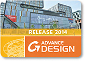 Advance Design: BIM Software zur Berechnung von Stahl- und Massivbaukonstruktionen