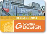 Advance  Design:  BIM  software  for  FEM  structural  analysis  including  international  Eurocodes