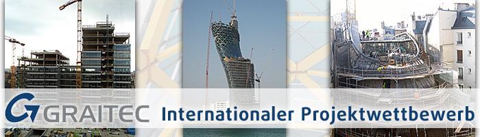 GRAITEC Internationaler Projektwettbewerb