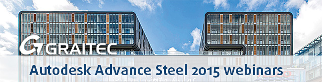 Autodesk Advance Steel Webinars