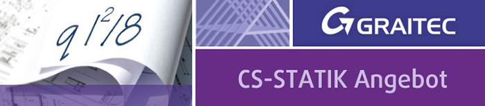 CS-Statik - Paket Holzbaustatik oder Mauerwerksstatik nach Euronorm