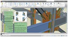 Autodesk Advance Steel - Софтуер за 3D (триизмерно) моделиране и детайлиране на  стомана