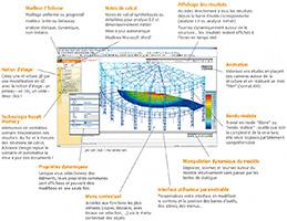 Advance Design 2015 : Vision globale des fonctionnalités