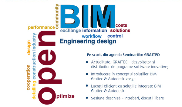 Be Part of the BIM Revolution