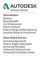 Autodesk Platinum Status
