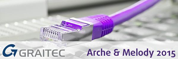 GRAITEC Arche & Melody 2015
