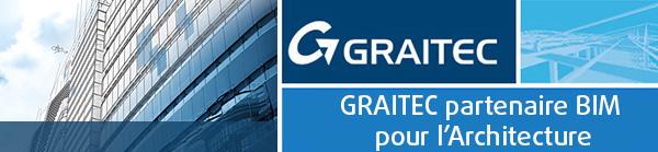 GRAITEC partenaire BIM pour l'Architecture