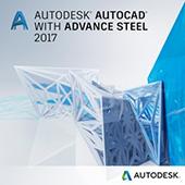Autodesk AutoCAD with Advance Steel