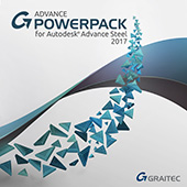 PowerPack: Productivity set of tools, templates and connections for Autodesk Advance Steel