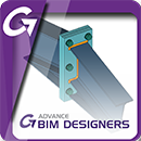 GRAITEC Advance BIM Designers | Steel Connection Designer 2018