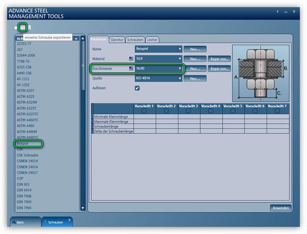 Wie können Anwendereinstellungen in eine neue Autodesk Advance Steel Version übernommen werden?