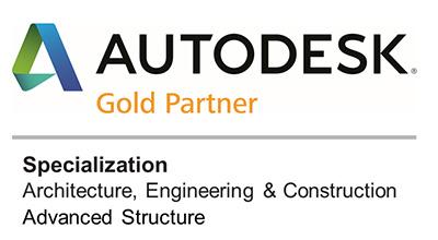 GRAITEC obtient le statut de Partenaire Autodesk Or