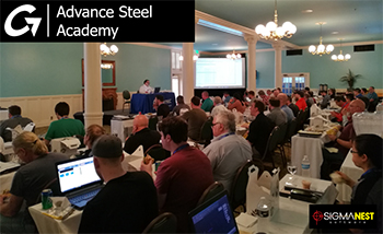The 4th Annual Advance Steel Academy 2017 in US is a Success!