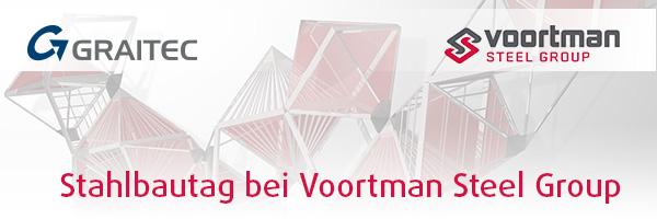 GRAITEC   Stahlbautag bei Voortman Experience