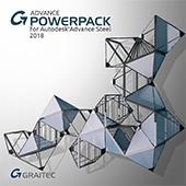 Advance PowerPack for Advance Steel 2018: Aplicaţie pentru accelerarea productivităţii în Advance Steel