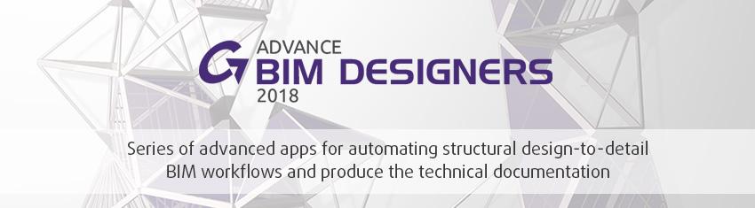 GRAITEC veräffentlicht die Version 2018 der Advance BIM Designer