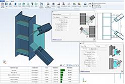 Advance BIM Designers - Stahlbau: Module für die Stahlkonstruktion