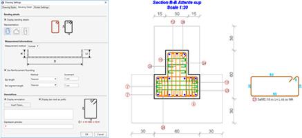 Advance BIM Designers - Advance BIM Designers - Stahlbeton Serie: Lösung für die Bewehrungsplanung und Modellierung inklusive Generierung von Dokumenten, Konstruktionsberichten, Zeichnungen