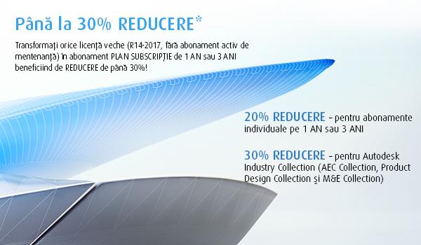 GRAITEC   Abonament PLAN SUBSCRIPţIE de 1 AN sau 3 ANI cu până la 30% REDUCERE!