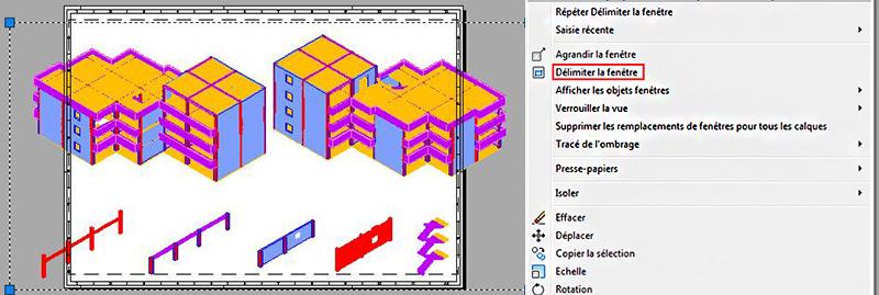 Comment ajouter des fenêtres de présentation polygonales?