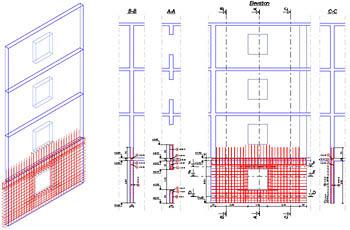 '3D Modell kopieren': Eine leistungsstarke Bewehrungsfunktion