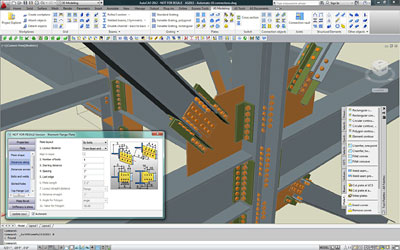 Advance Steel - Compliancy with AutoCAD® 2012 and Autodesk® Architecture 2012