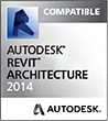 Compatibility with Autodesk Revit 2014