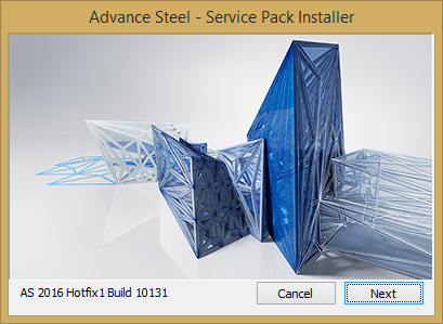 How to download and install Autodesk Advance Steel 2016 Hotfix1?