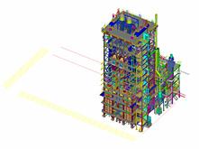 Advance Steel - Furnale de cracare termică  - Heurtey Petrochem SRL România