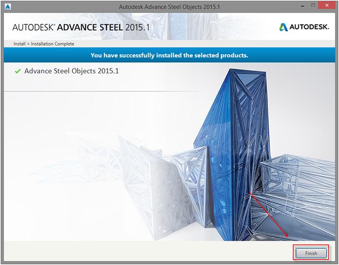 Comment installer un viewer gratuit pour visualiser mon modèle 3D Advance Steel ?