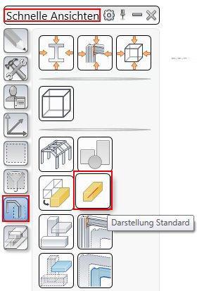 Was für Vorteile bietet die graue Anschlussbox?