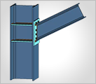 Advance BIM Designers | Steel Connection Designer