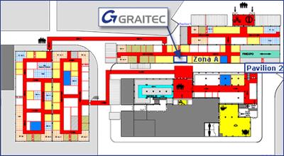 GRAITEC va participa la Expoziţia Naţională de Construcţii şi Instalaţii Camex din Iaşi, în perioada 13 - 16 Martie 2008.