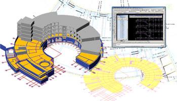 Advance Concrete : Program pentru Proiectarea constructiilor din beton armat si realizarea desenelor de executie sub AutoCAD