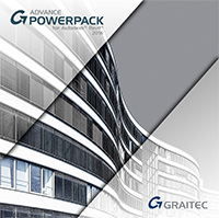 Advance PowerPack for Autodesk Revit: Dynamic vertical application provided by GRAITEC for Revit® users