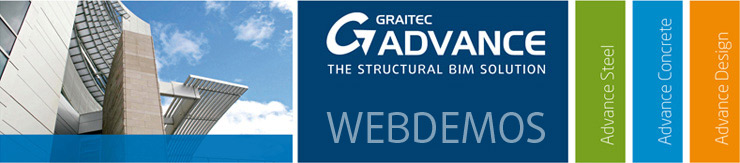 BIM GRAITEC Advance web presentations