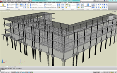GRAITEC Advance ist kompatibel mit Autodek Revit 2012