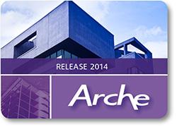 Arche : descente de charges de bâtiments en béton armé et production automatique du ferraillage
