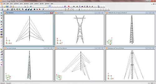 Antecedência Design America | torre Solution