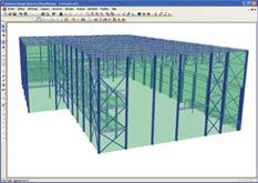 Antecedência Design America: modelagem estrutural