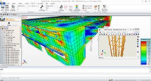 Advance Design: Reinforced Concrete Dimensioning
