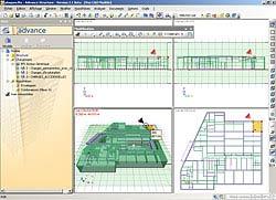 Advance Design: Быстрое и легкое моделирование