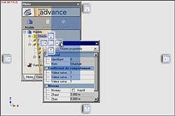 Advance Design: Инновационный интерфейс
