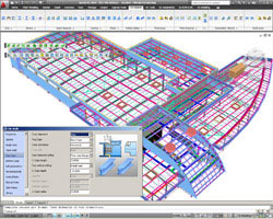 Advance - Steel: Professional Steel Detailing Software for AutoCAD
