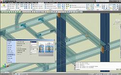 Advance Steel: моделирование в AutoCAD