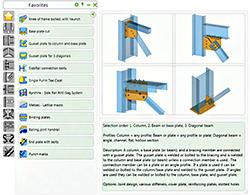 Autodesk Advance Steel - Все узлы в одном месте
