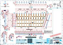 Autodesk Advance Steel : Автоматическое создание чертежей, Чертежи общих видов, Деталировочные чертежи