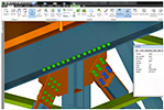 Advance Steel: Navisworks compatibility