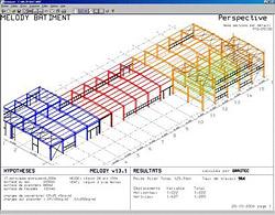 Melody Bâtiment: reconstituer les bâtiments en 3D et production des métrés et des plans complètes