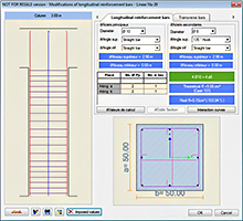 Advance Design: Reinforced Concrete Dimensioning